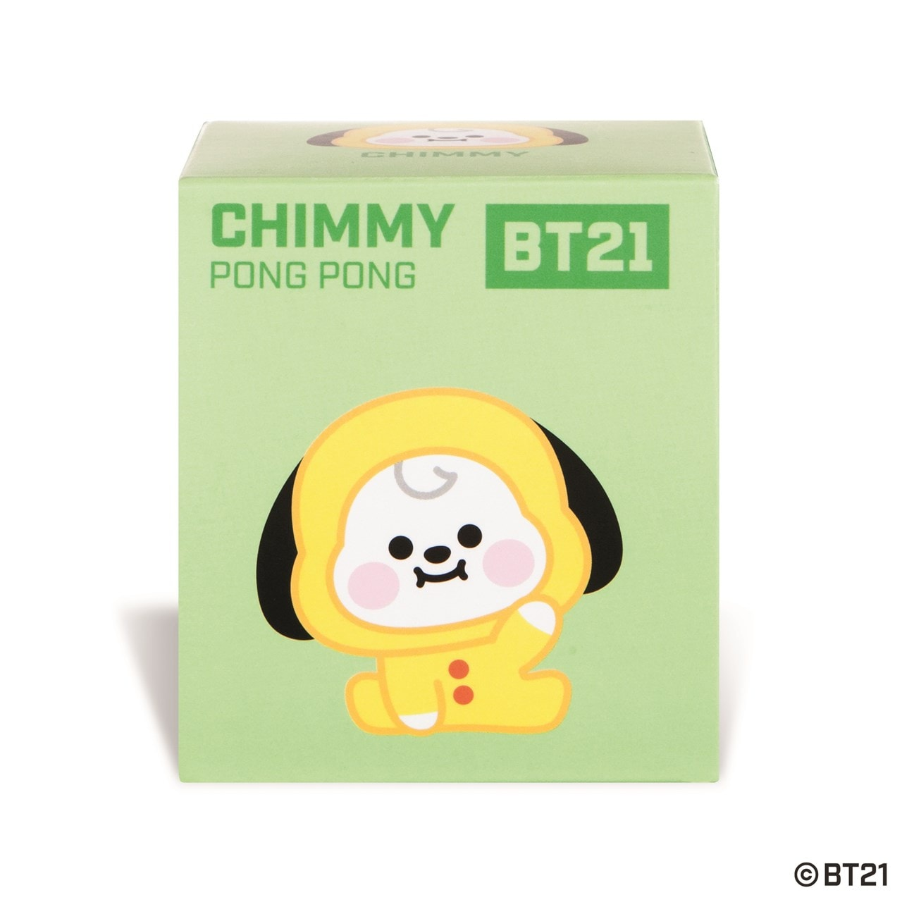 Chimmy Baby Pong Pong: BT21 Soft Toy - 4
