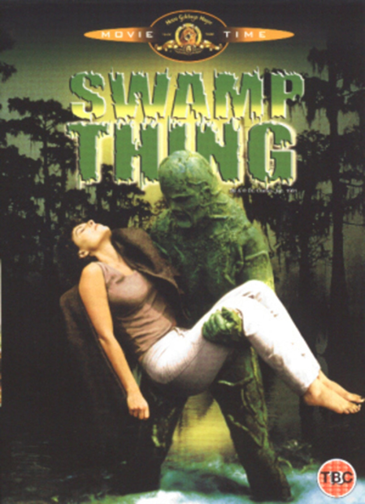 Swamp Thing - 1