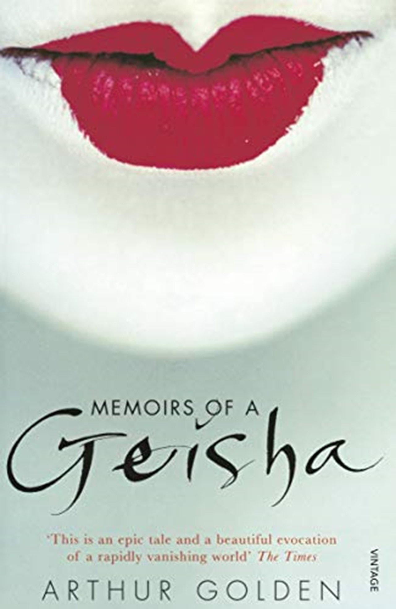Memoirs Of A Geisha - 1