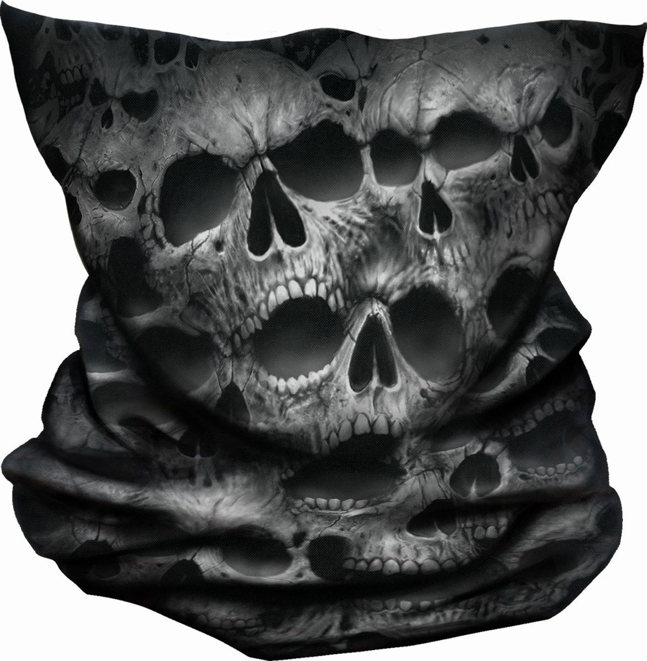 Twisted Skulls Face Covering - 1