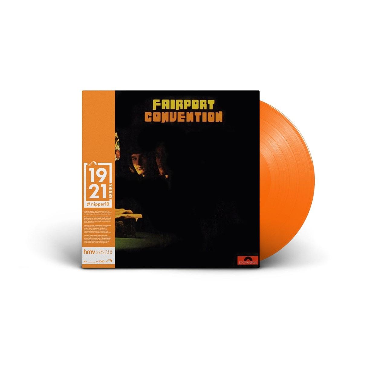Fairport Convention (hmv Exclusive) 1921 Series Orange Vinyl - 1