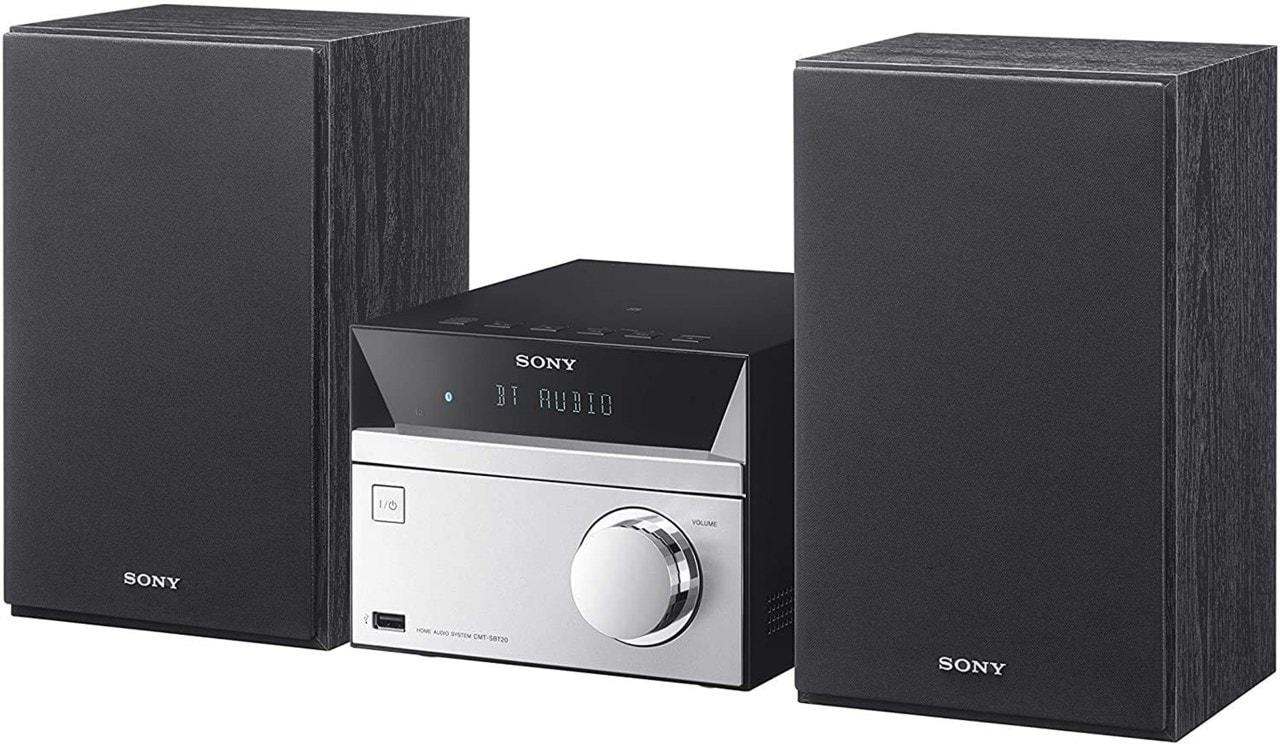 Sony CMTSBT20 Bluetooth Hi Fi System - 2