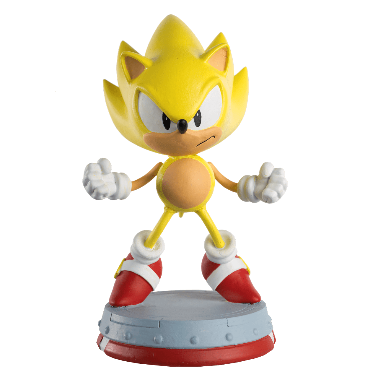Super Sonic: Sonic Figurine: Hero Collector - 1