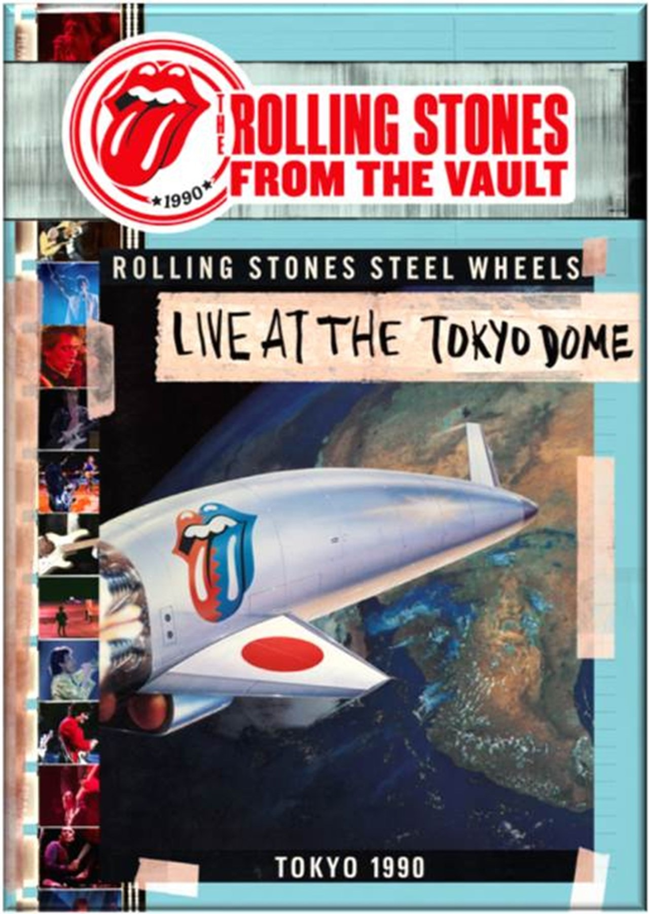 The Rolling Stones: From the Vault - 1990 - 1