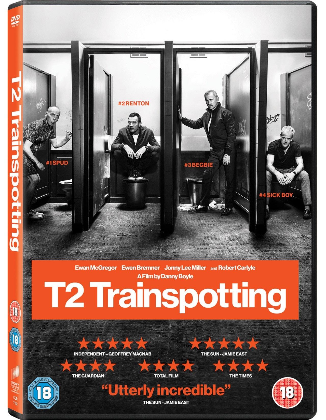 T2 Trainspotting - 2