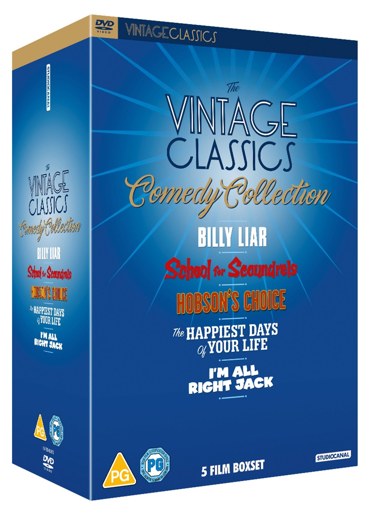 The Vintage Classics Comedy Collection - 2
