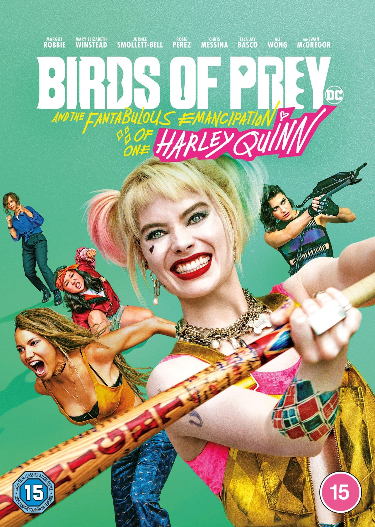 Birds of Prey and The Fantabulous Emancipation of One Harley Quinn - 1