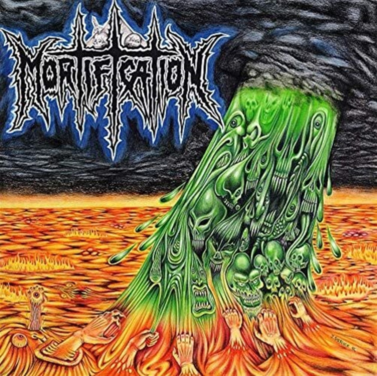 Mortification - 1