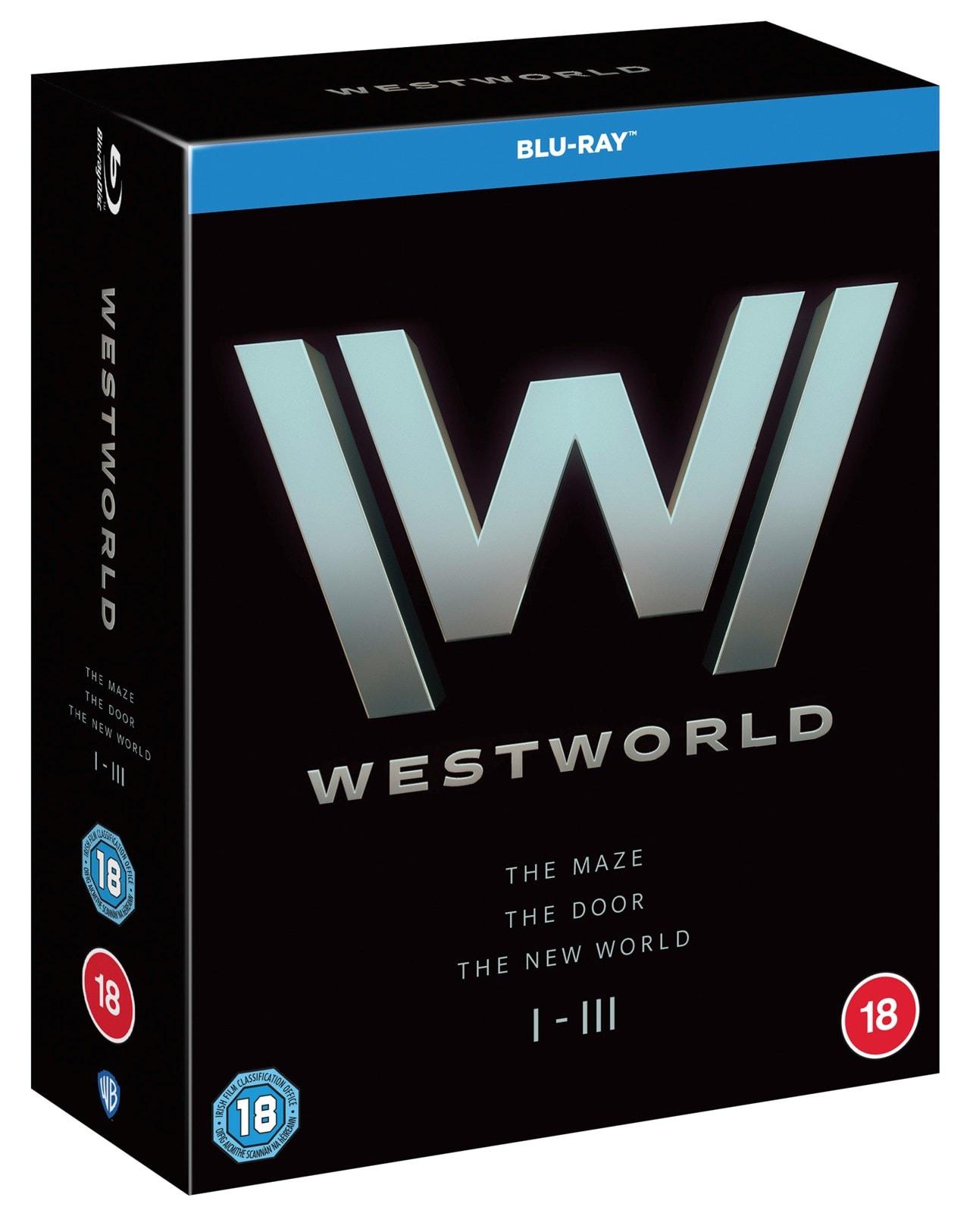 Westworld: Seasons 1-3 - 2
