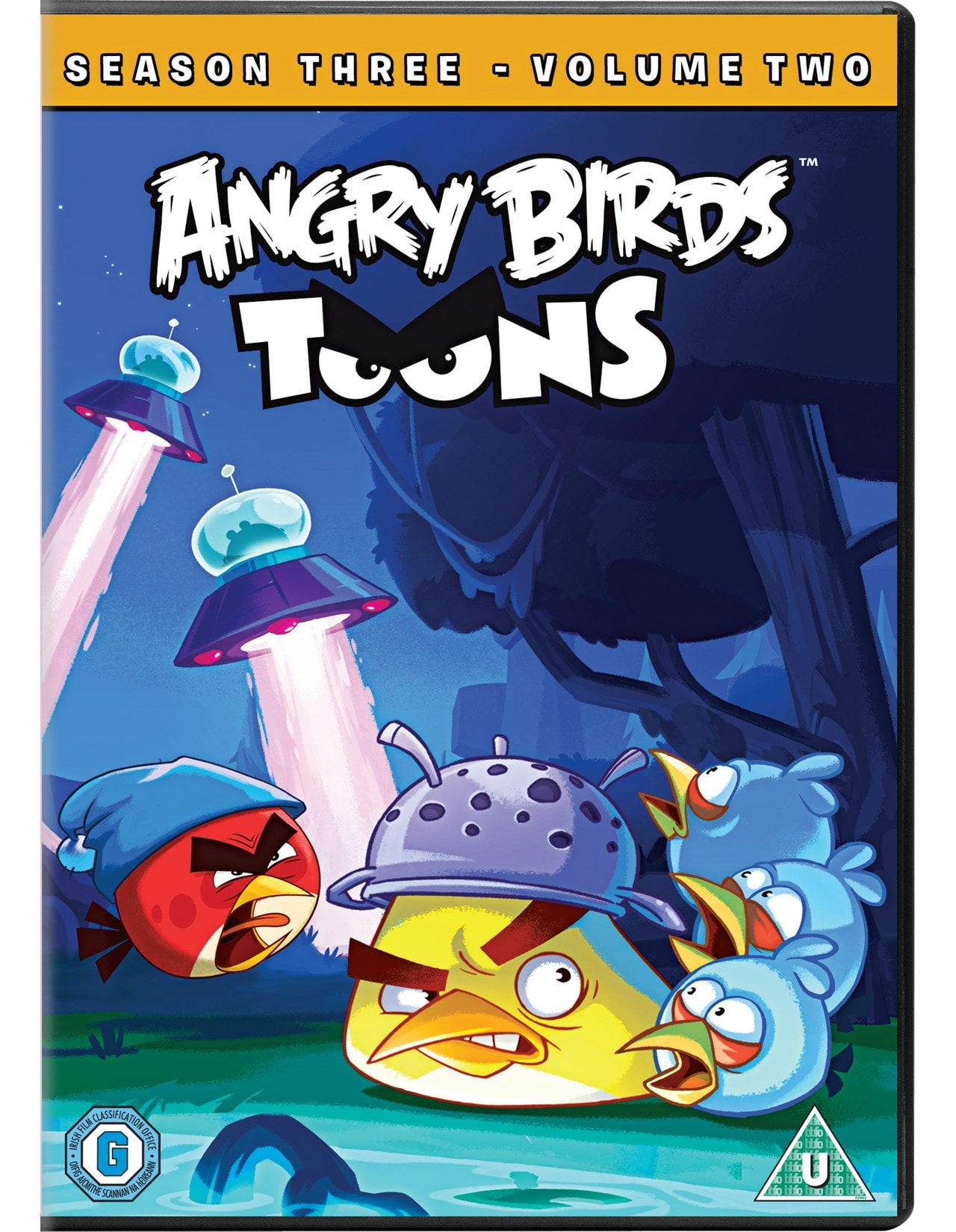 Angry Birds Toons: Season Three - Volume Two - 1