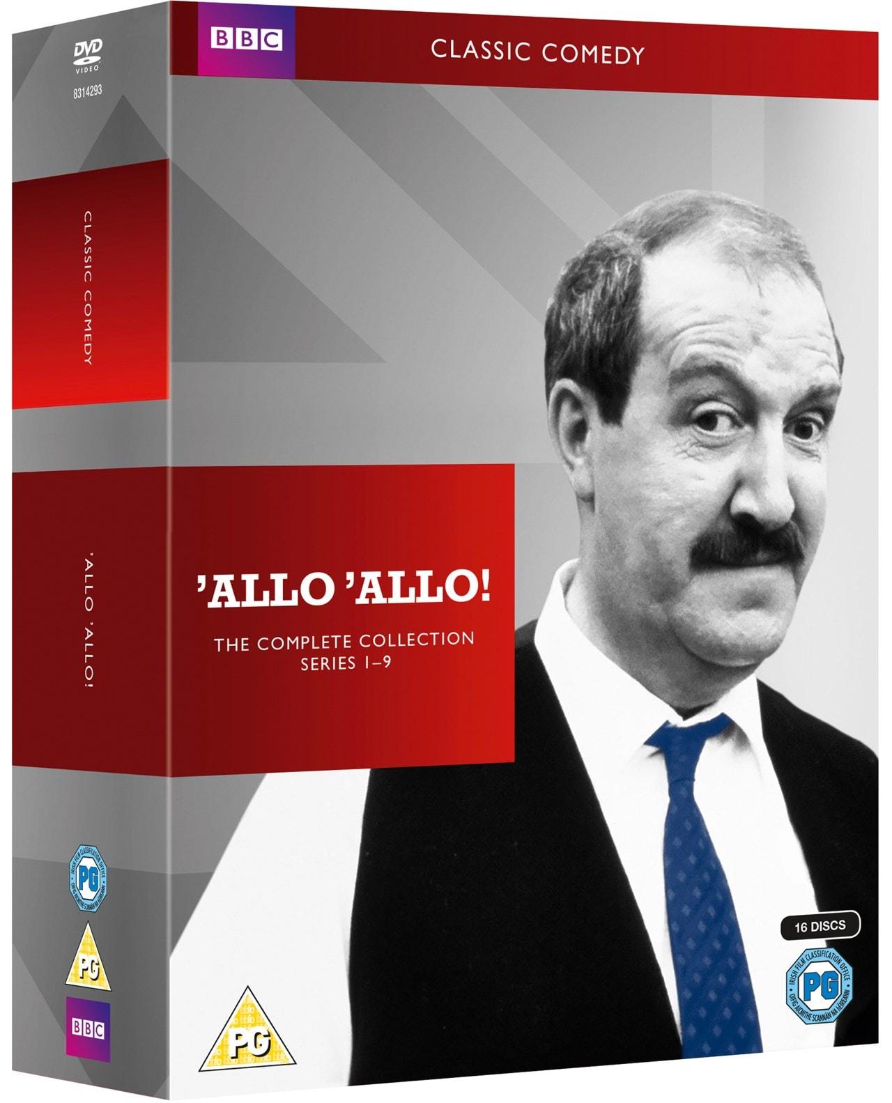 'Allo 'Allo: The Complete Collection - Series 1-9 (hmv Exclusive) - 2