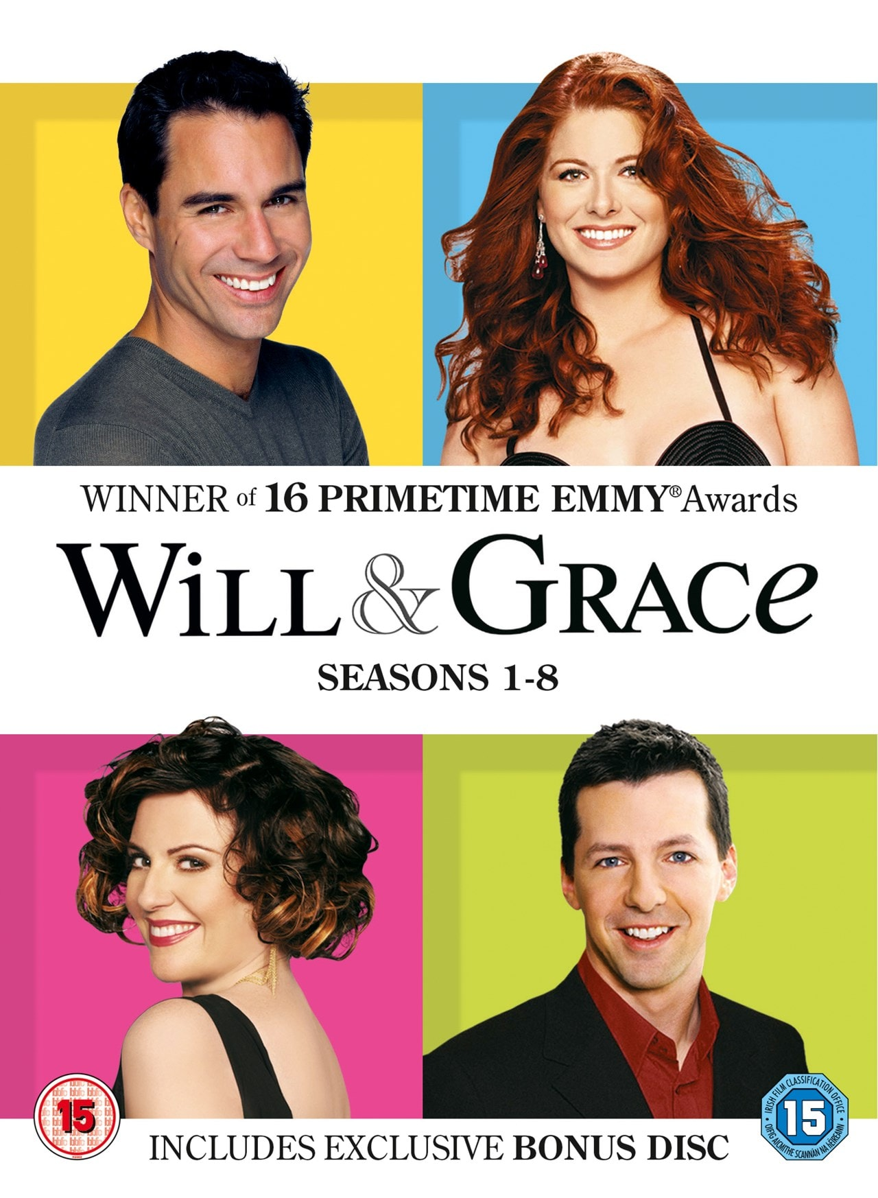 Will and Grace: The Complete Will and Grace - 1