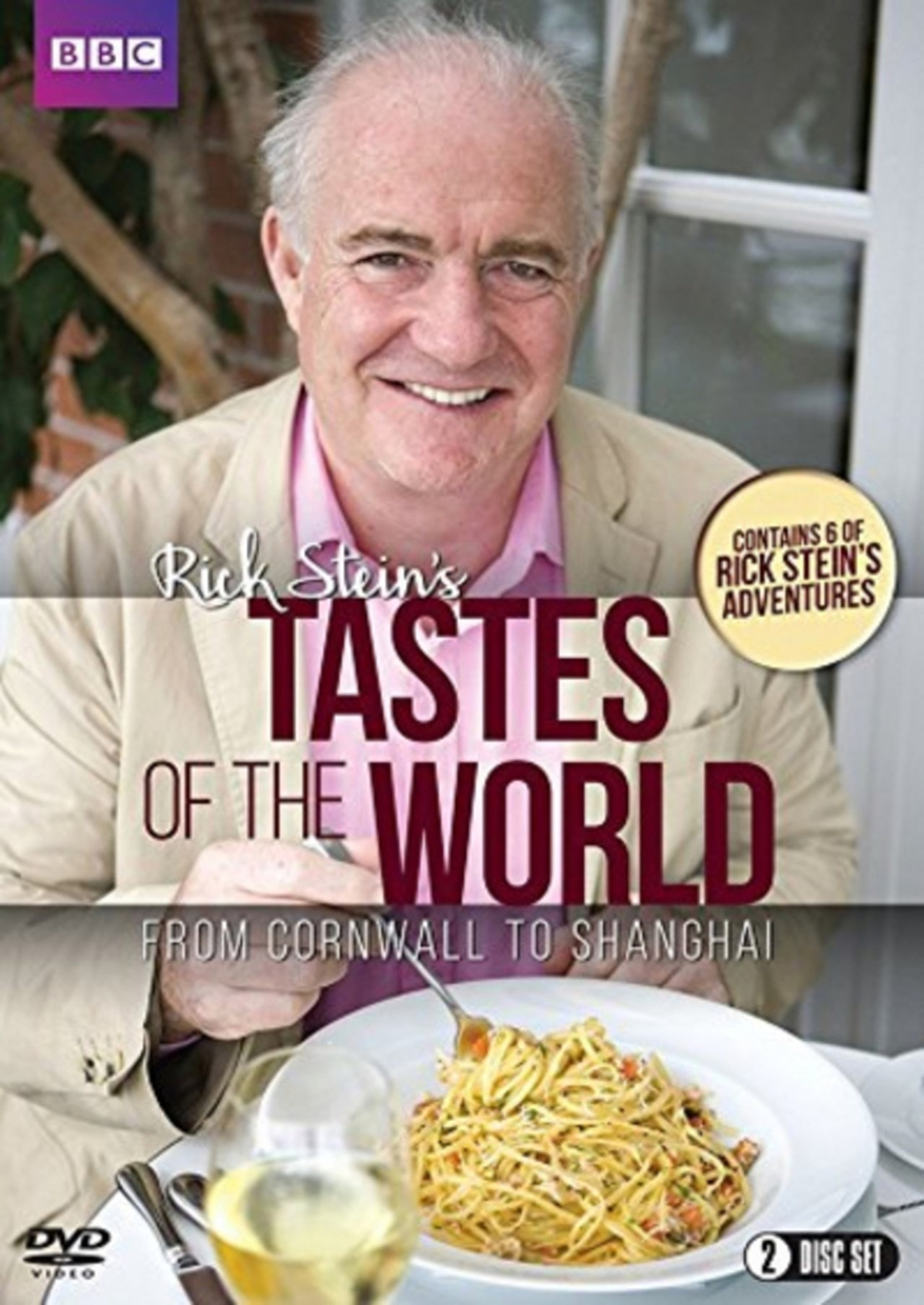 Rick Stein's Tastes of the World - From Cornwall to Shanghai - 1