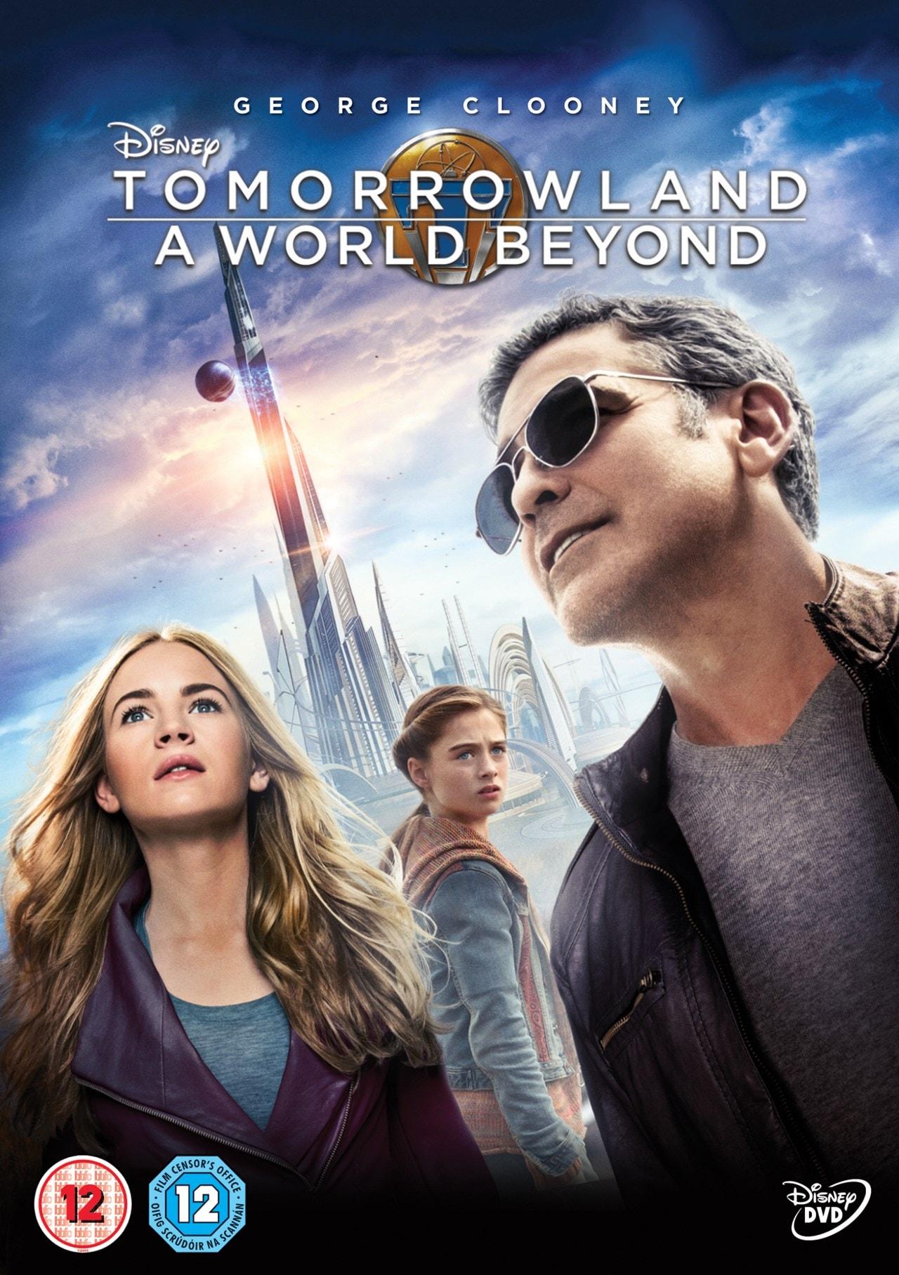Tomorrowland - A World Beyond - 1