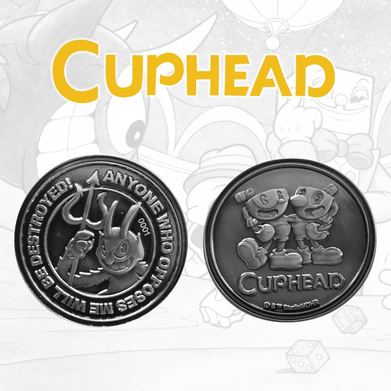 Cuphead: Limited Edition Coin - 3
