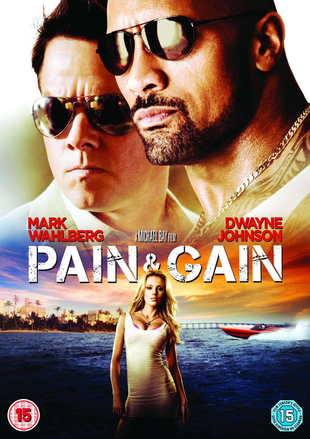 Pain and Gain - 1