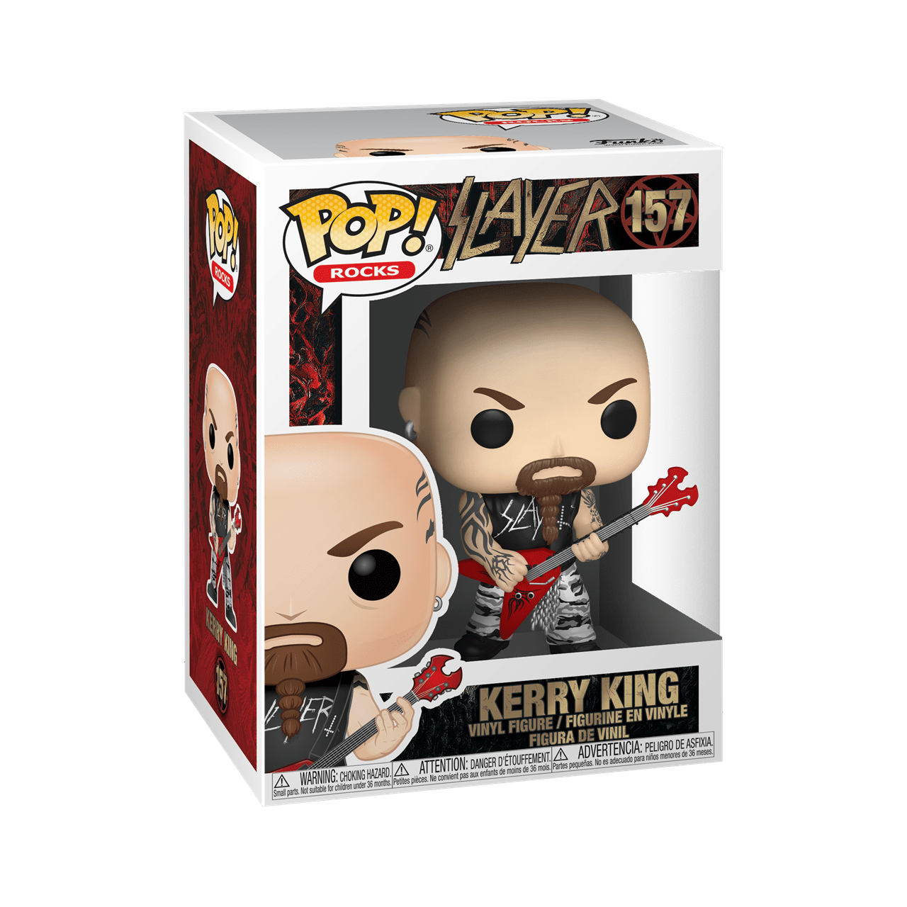 Kerry King (157) Slayer Pop Vinyl - 2