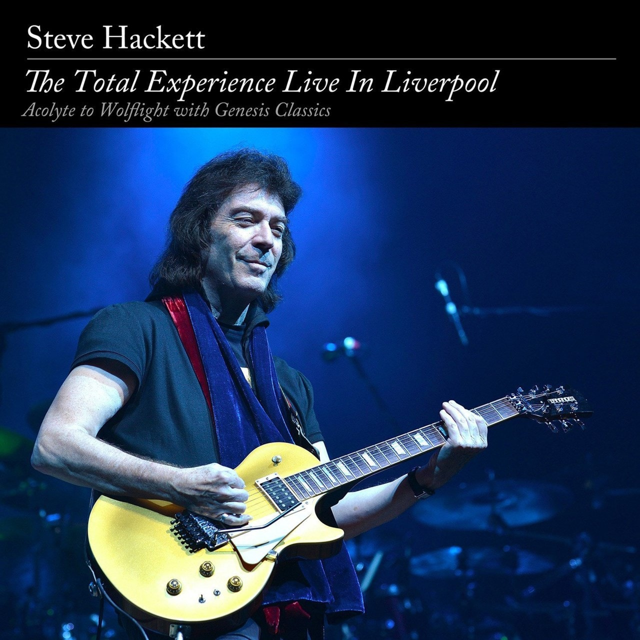 The Total Experience Live in Liverpool: Acolyte to Wolflight With Genesis Classics - 1