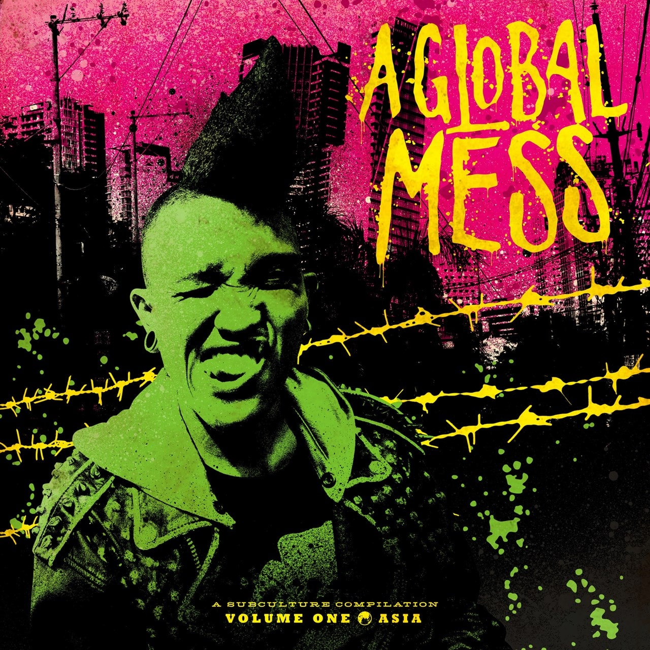A Global Mess: Asia - Volume 1 - 1