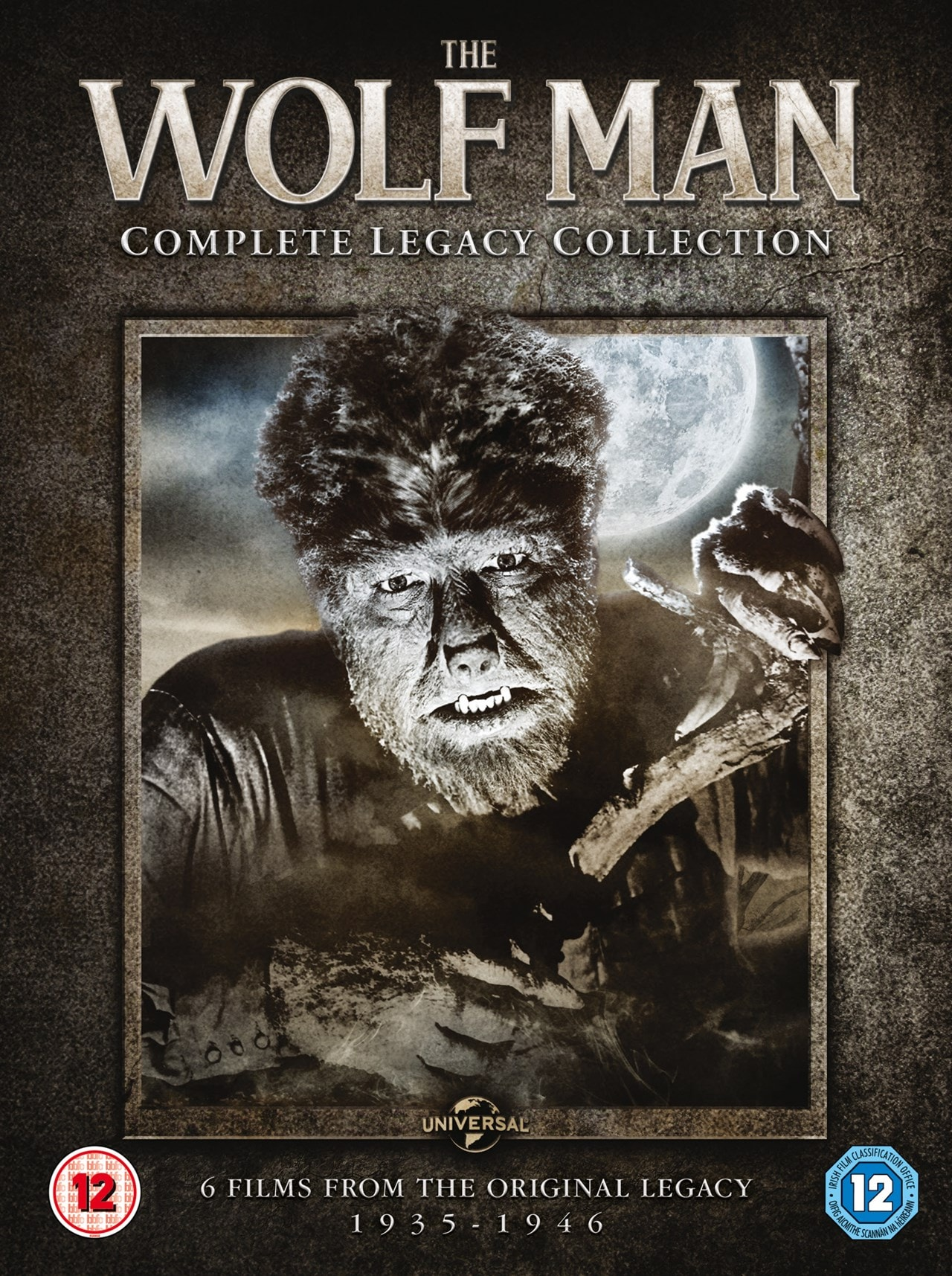 The Wolf Man: Complete Legacy Collection - 1
