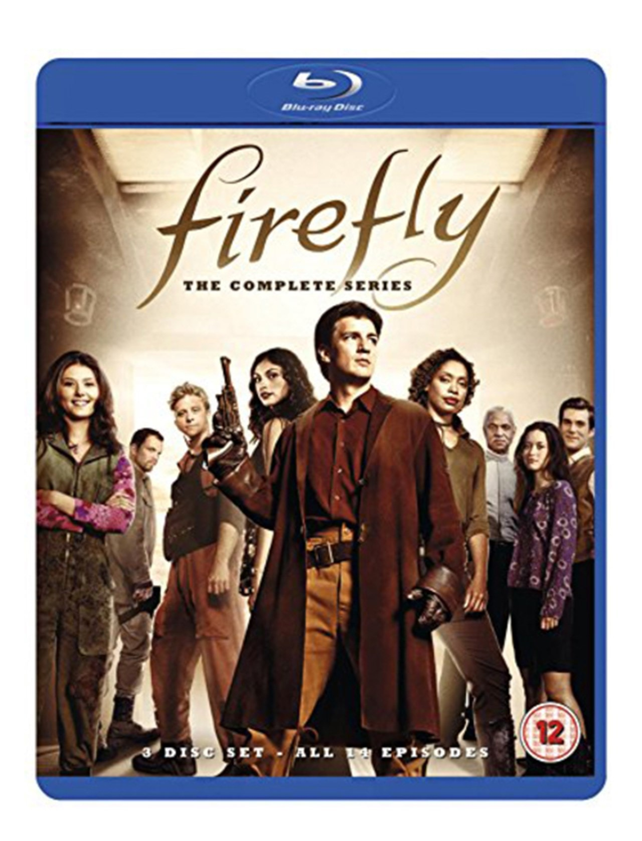 Firefly: The Complete Series - 1