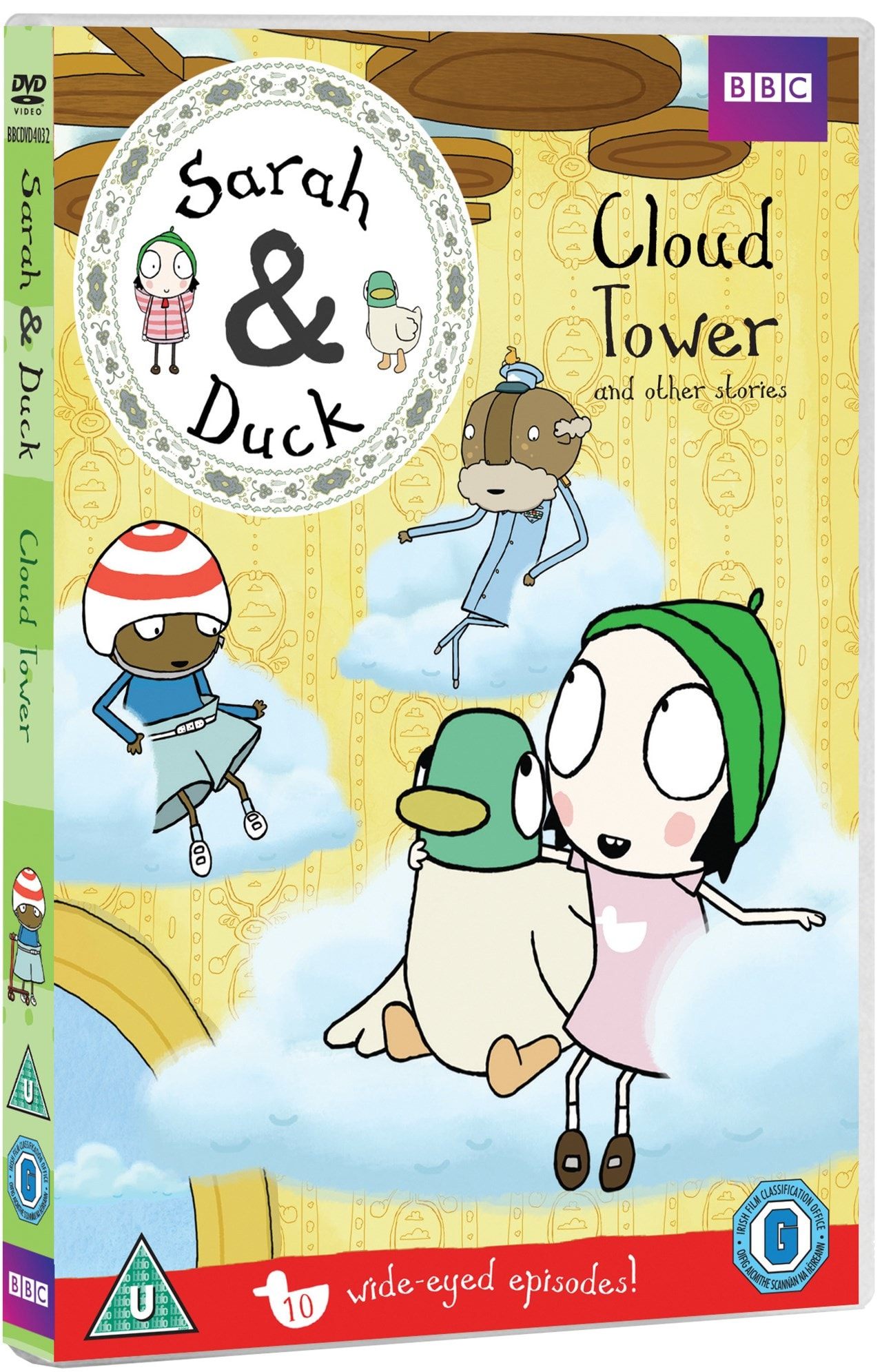 Sarah & Duck: Cloud Tower and Other Stories - 2