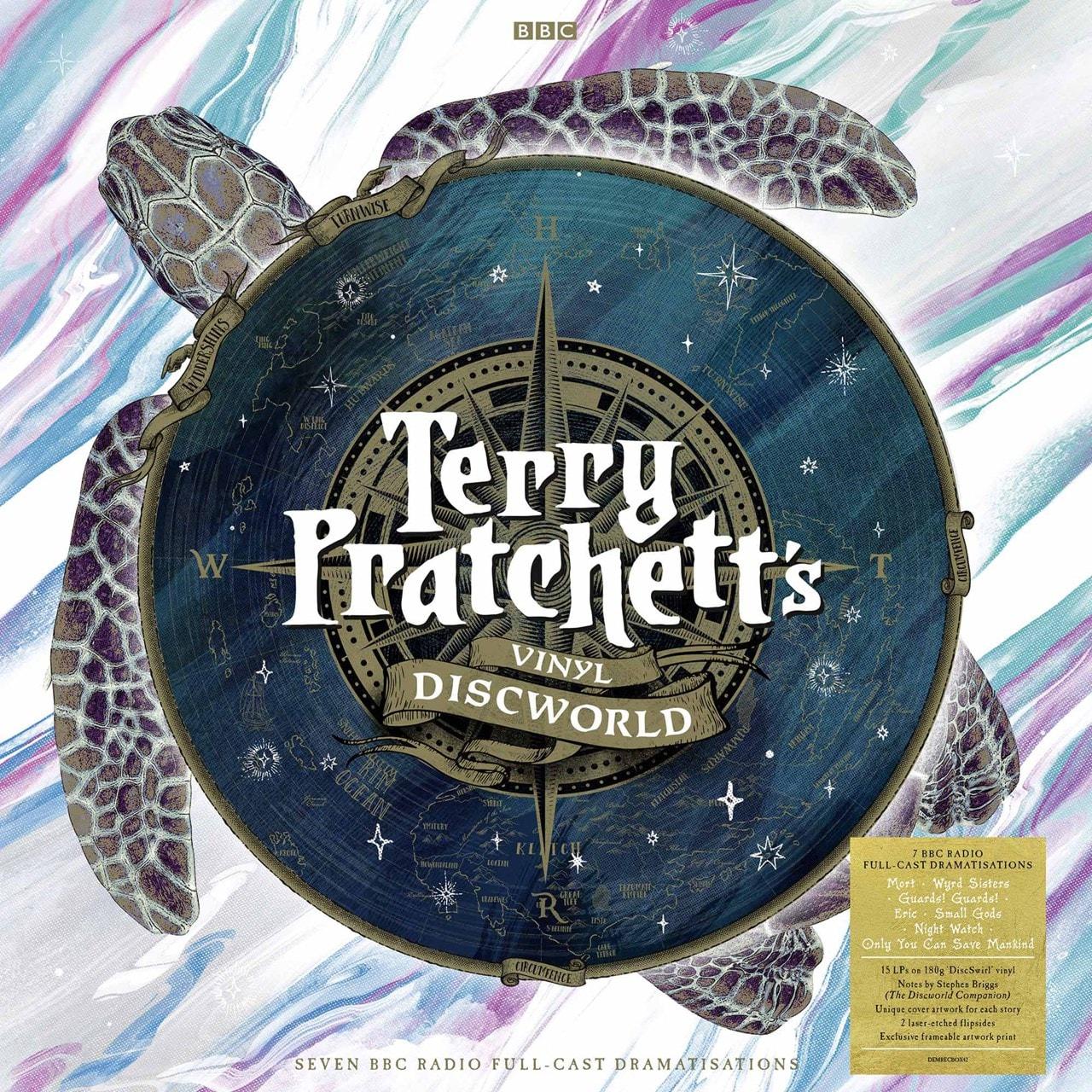 Terry Pratchett's Vinyl Discworld: Seven BBC Radio Full Cast Dramatisations - 1