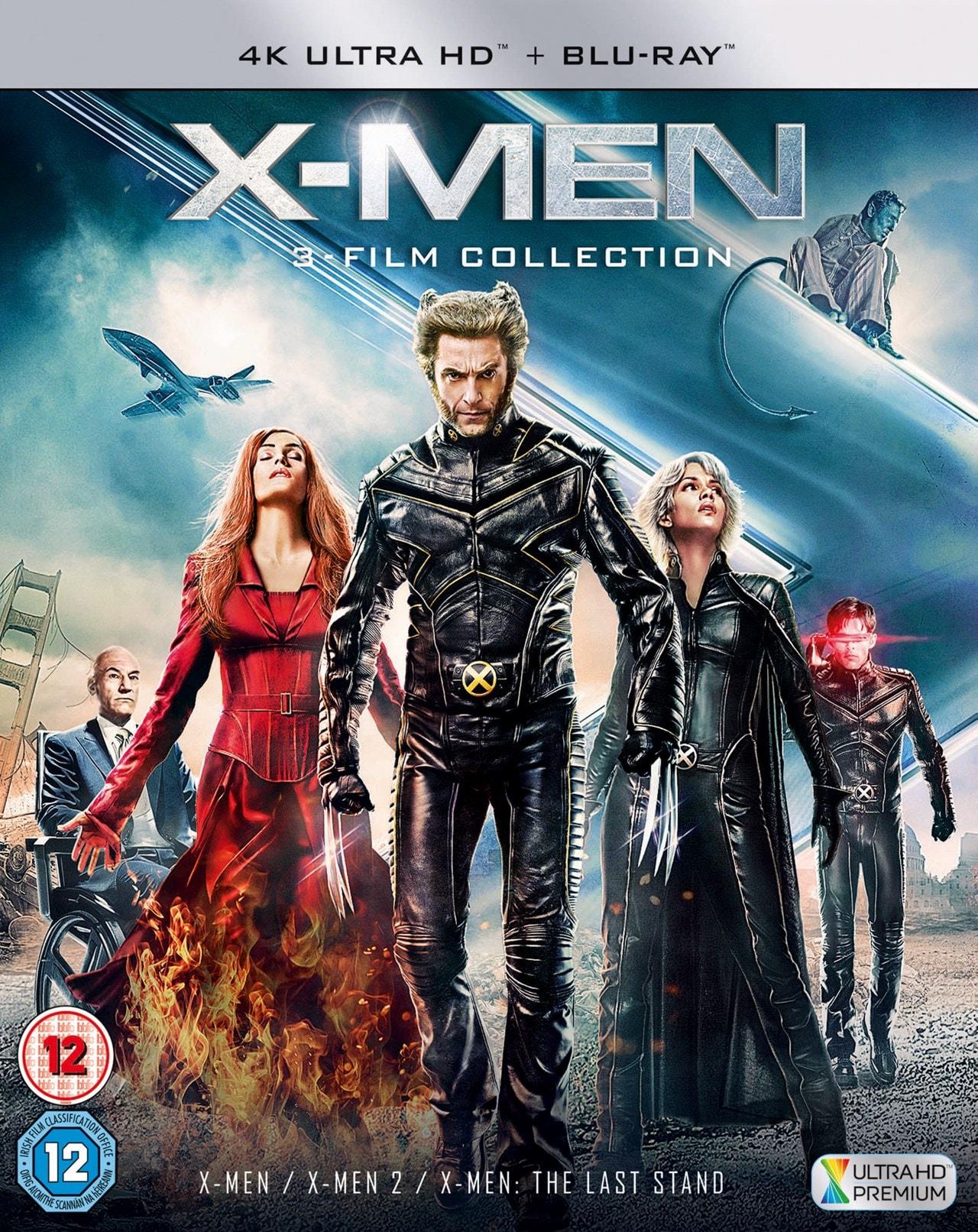 X-Men - 3-film Collection - 1