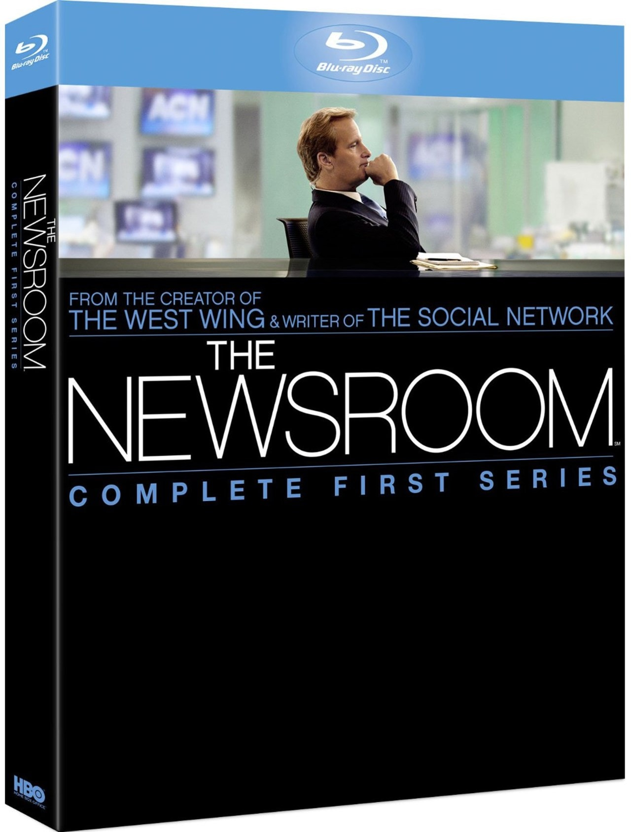 The Newsroom: The Complete First Season - 2