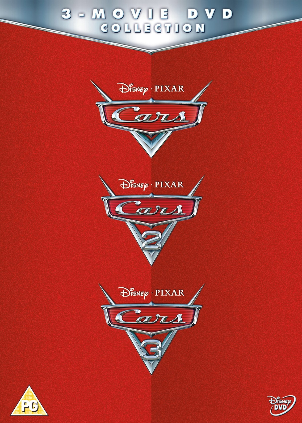 Cars: 3-movie Collection - 1