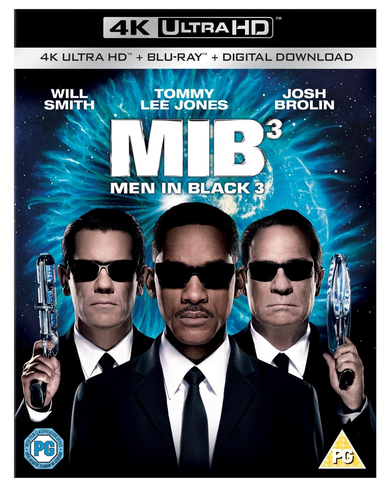 Men in Black 3 - 1
