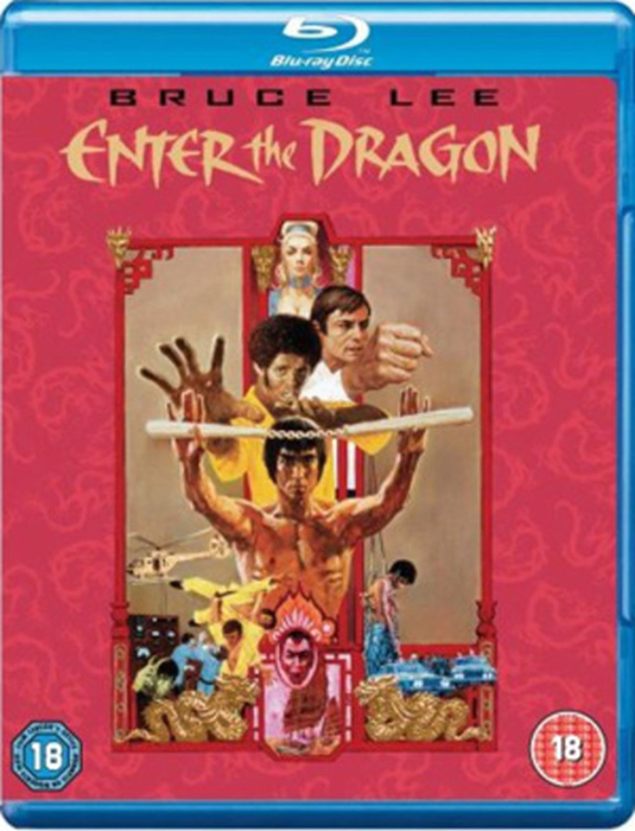 Enter the Dragon - 1