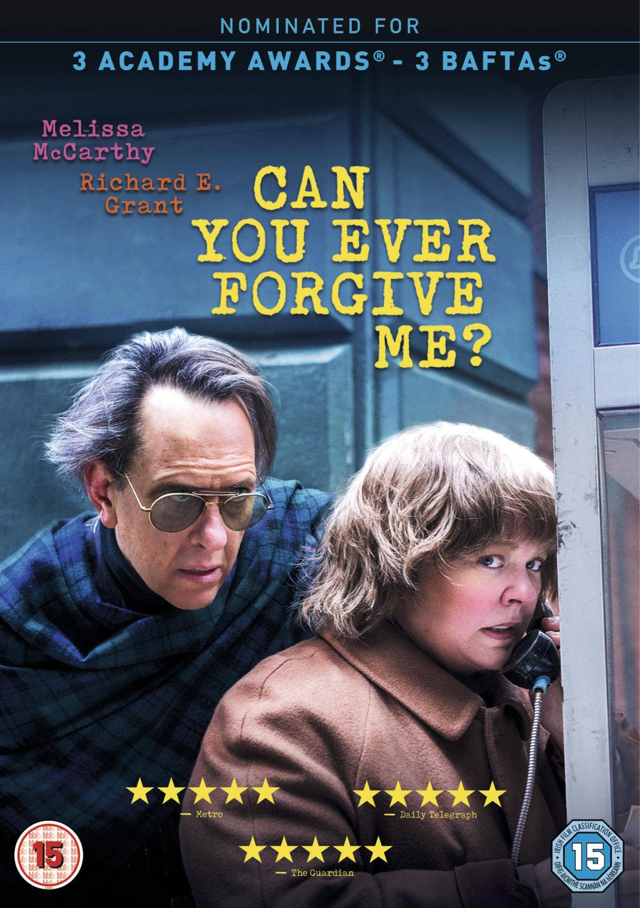 Can You Ever Forgive Me? - 1