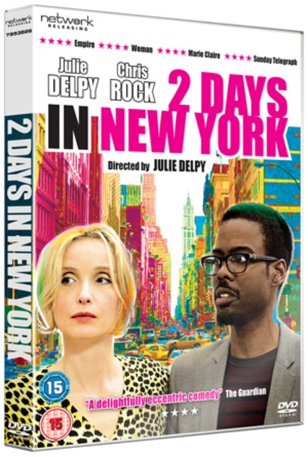 2 Days in New York - 1