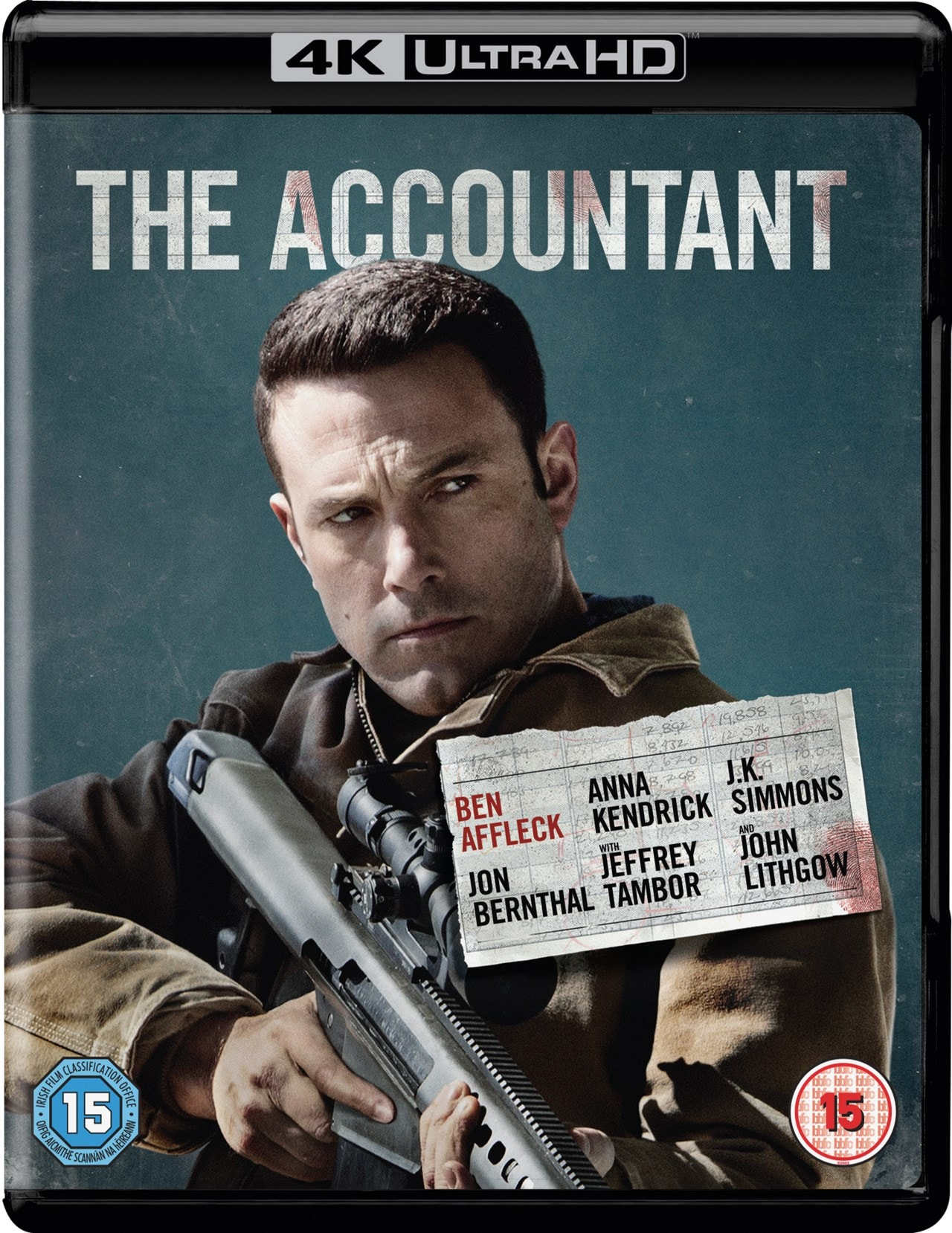 The Accountant - 1