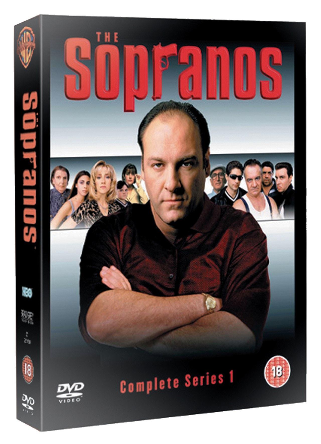 The Sopranos: Complete Series 1 - 2