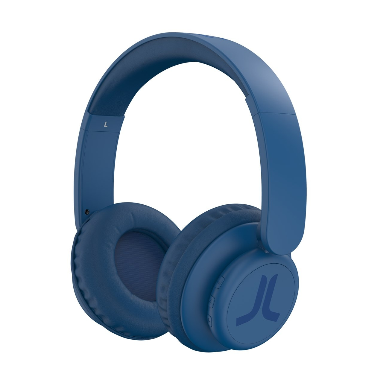 WeSC Navy Blue Bluetooth Headphones - 1