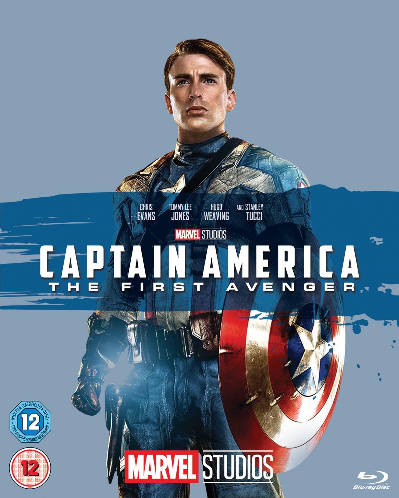 Captain America: The First Avenger - 1