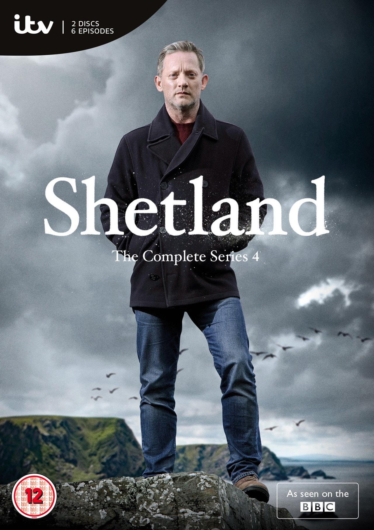 Shetland: Series 4 - 1
