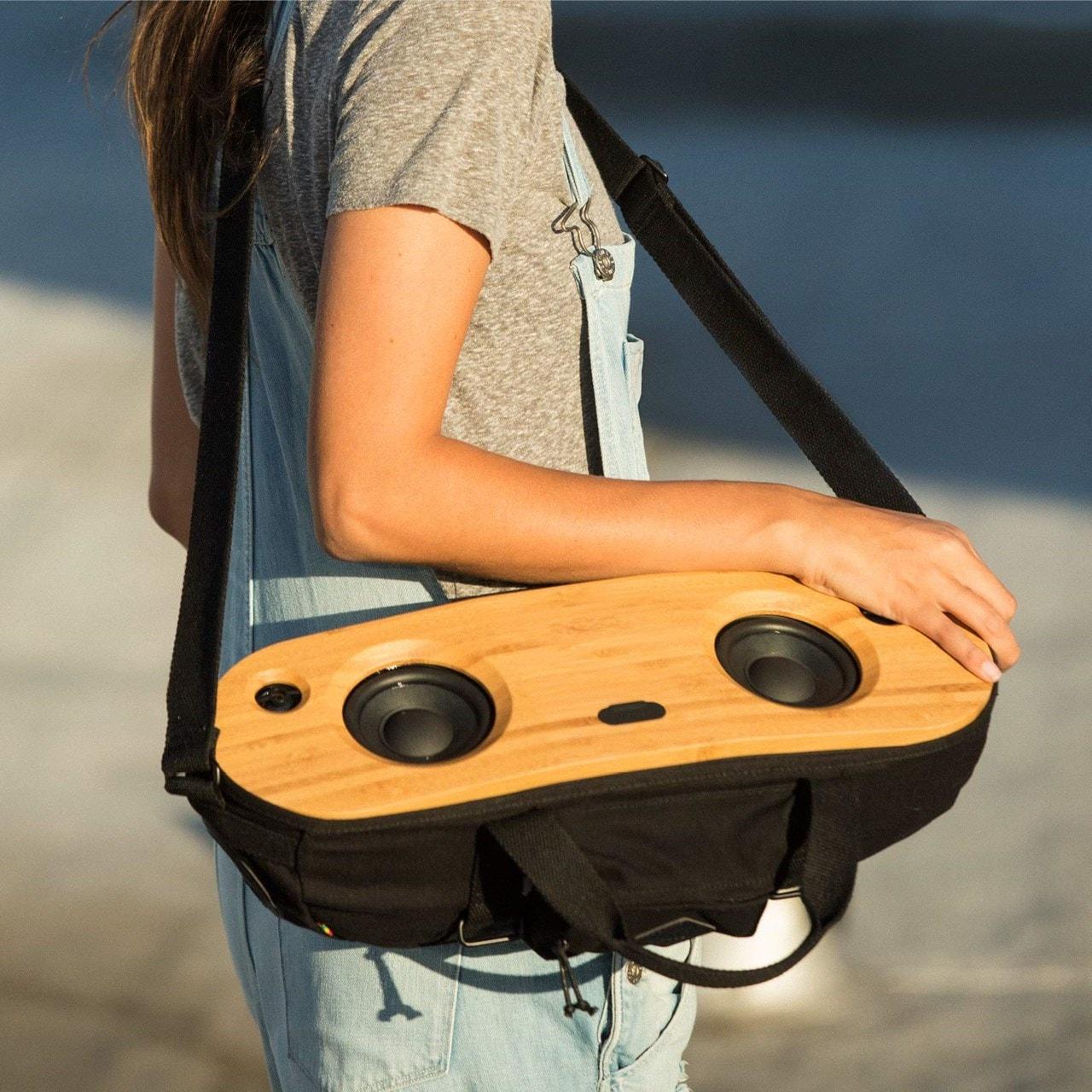 House Of Marley Bag Of Riddim 2 Bluetooth Speaker - 5