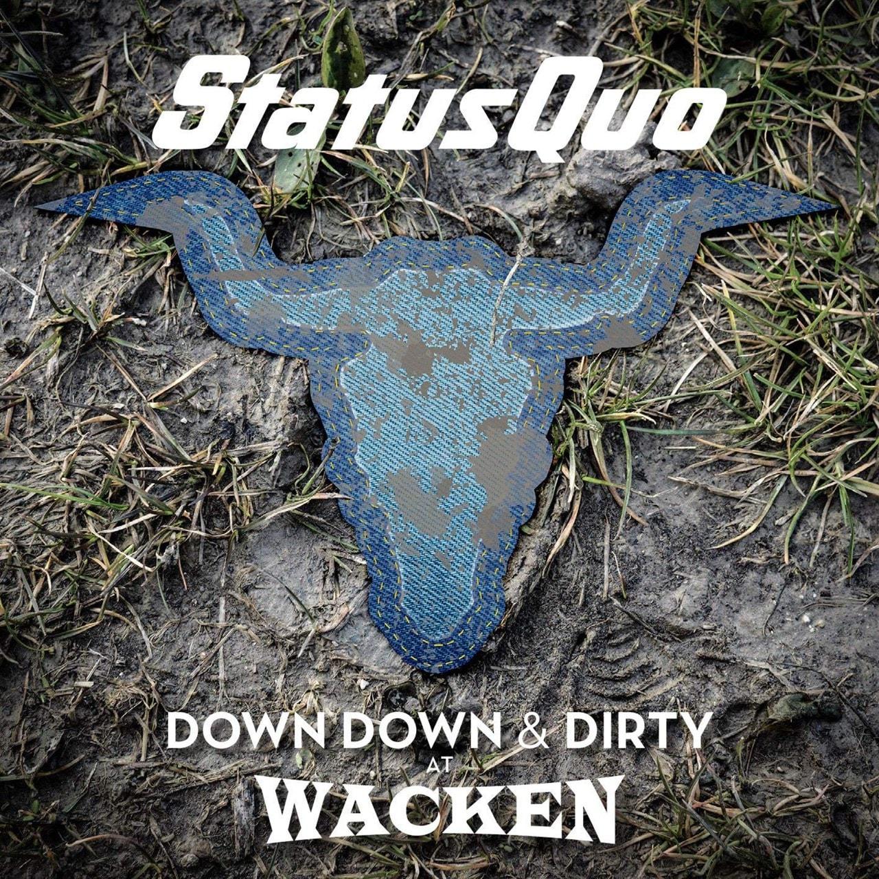 Down Down & Dirty at Wacken - 1