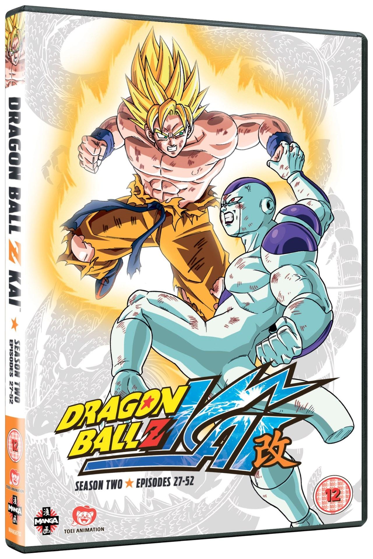Dragon Ball Z KAI: Season 2 - 1