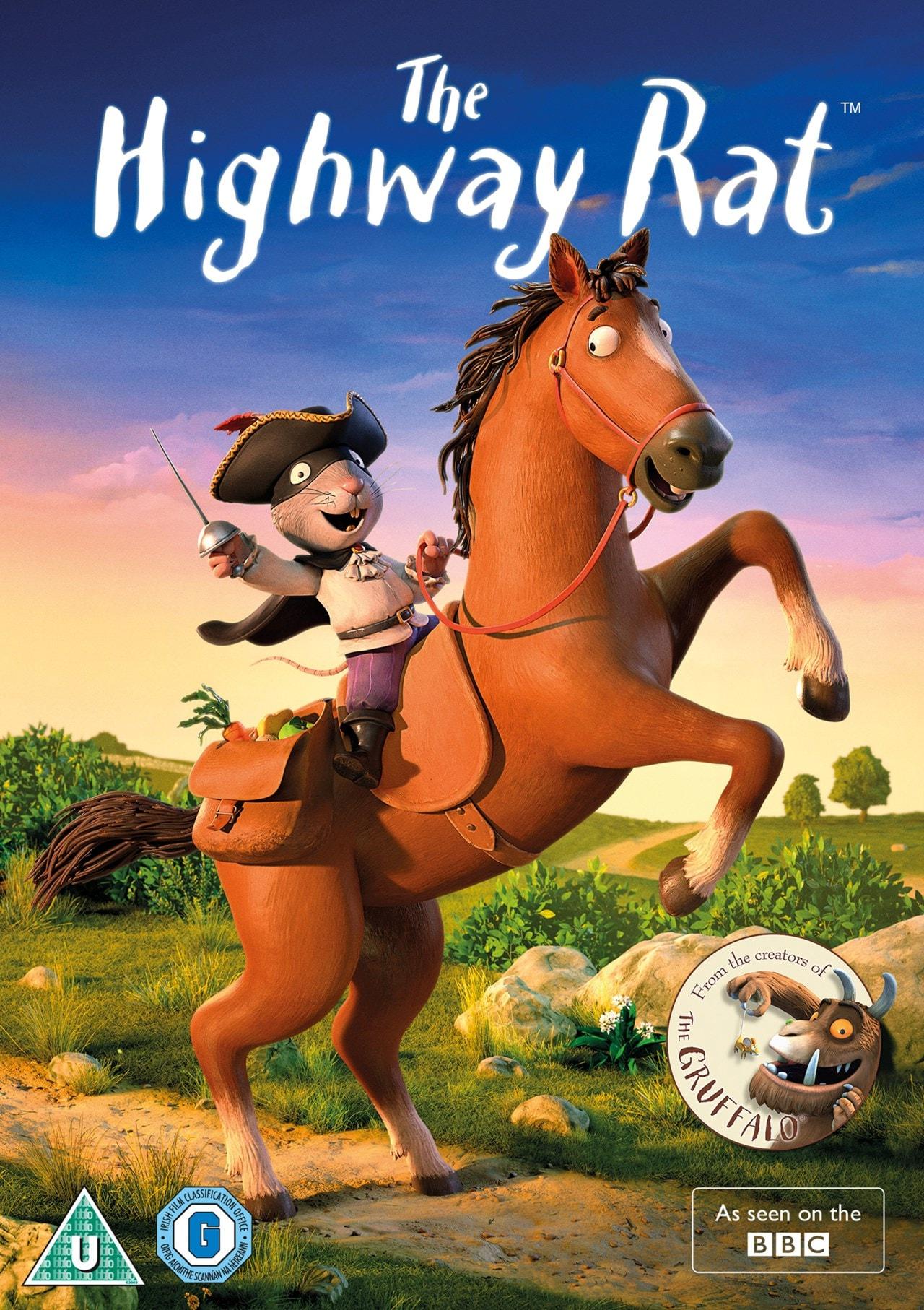 The Highway Rat - 1