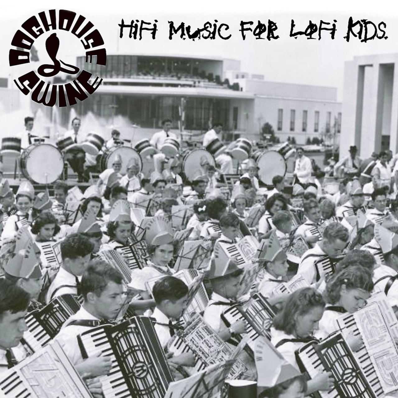 Hifi Music for Lofi Kids - 1
