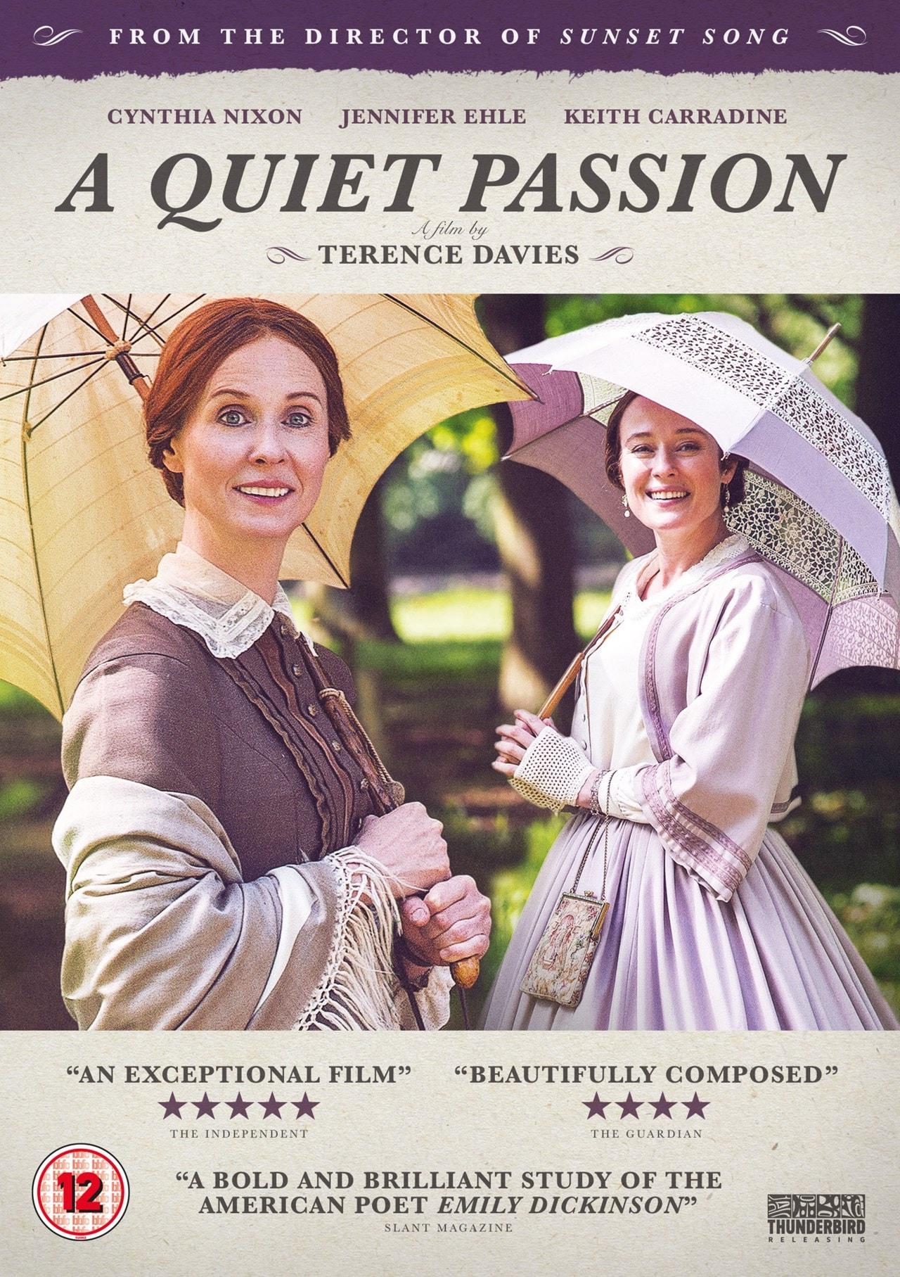 A Quiet Passion - 1