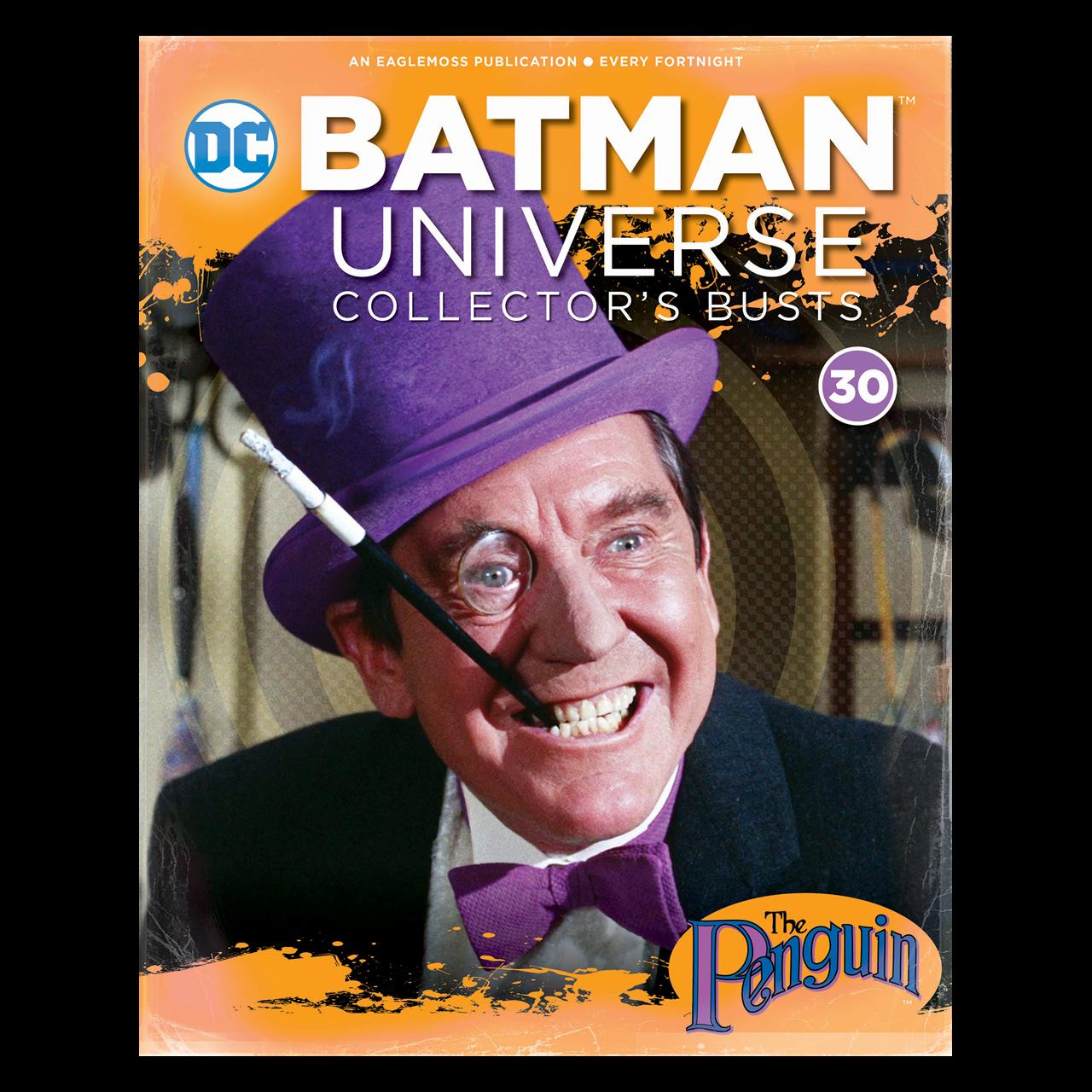 Penguin Bust: Batman 1966 TV Series: DC Hero Collector - 3