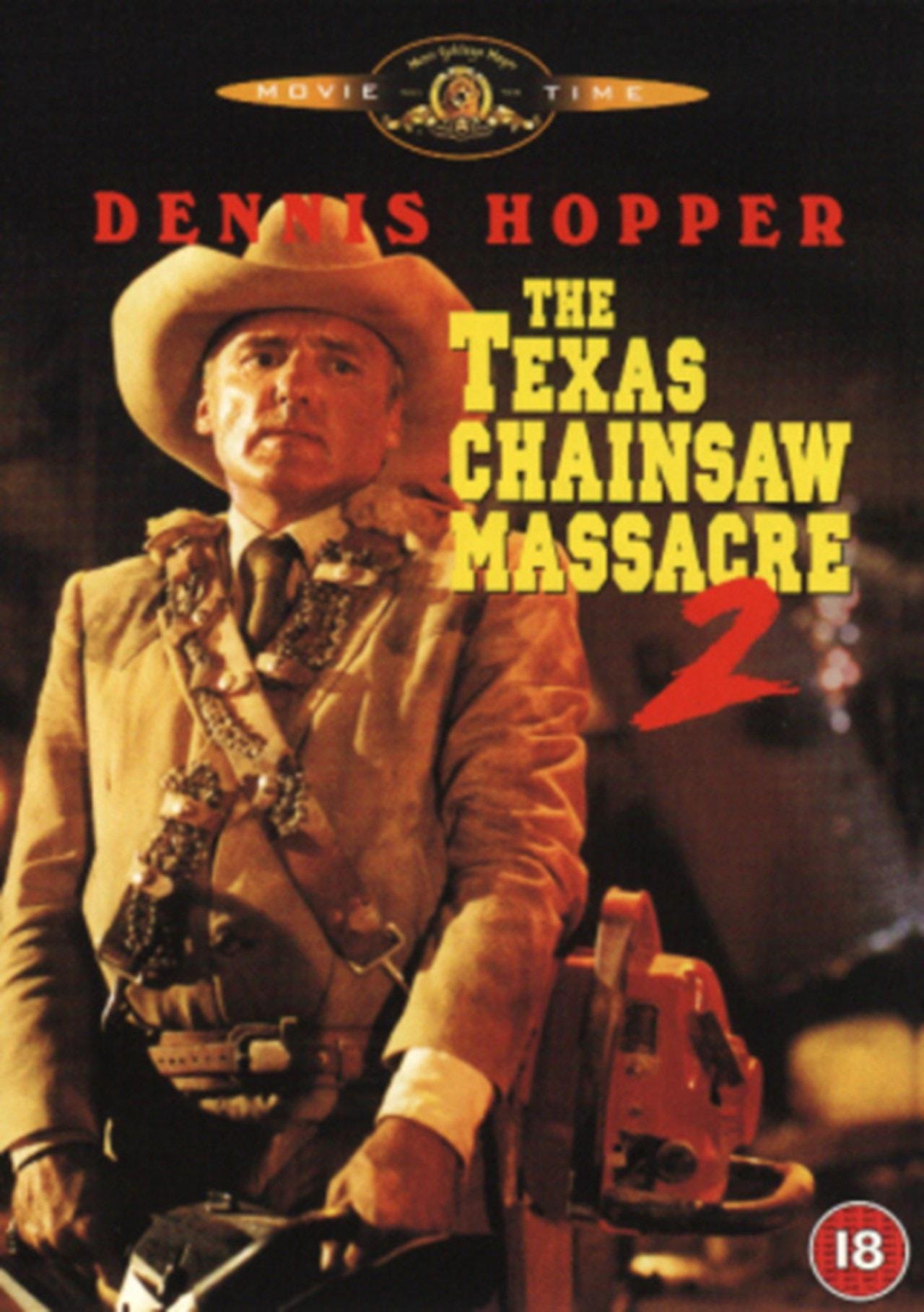 The Texas Chainsaw Massacre 2 - 1