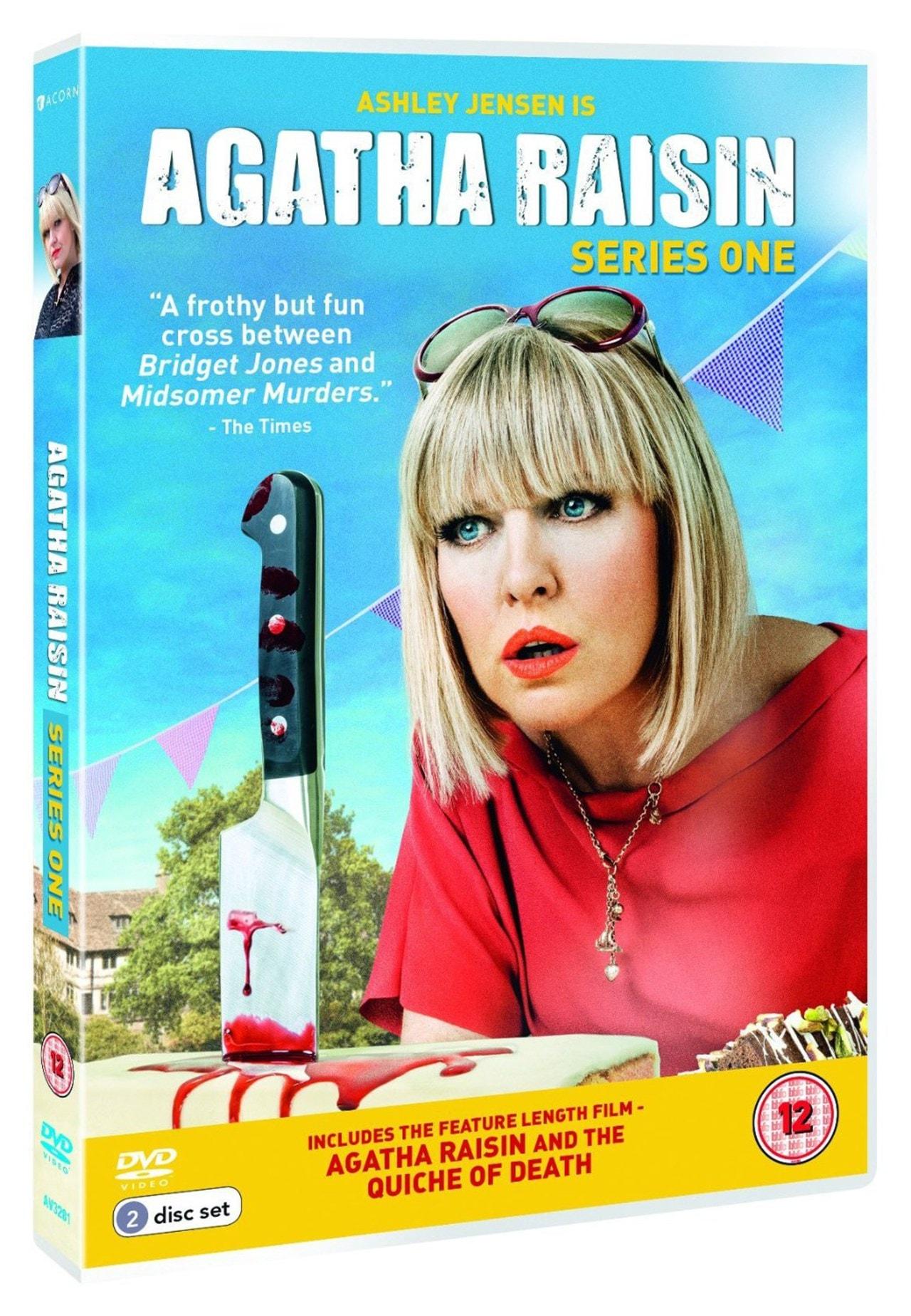 Agatha Raisin: Series One - 1
