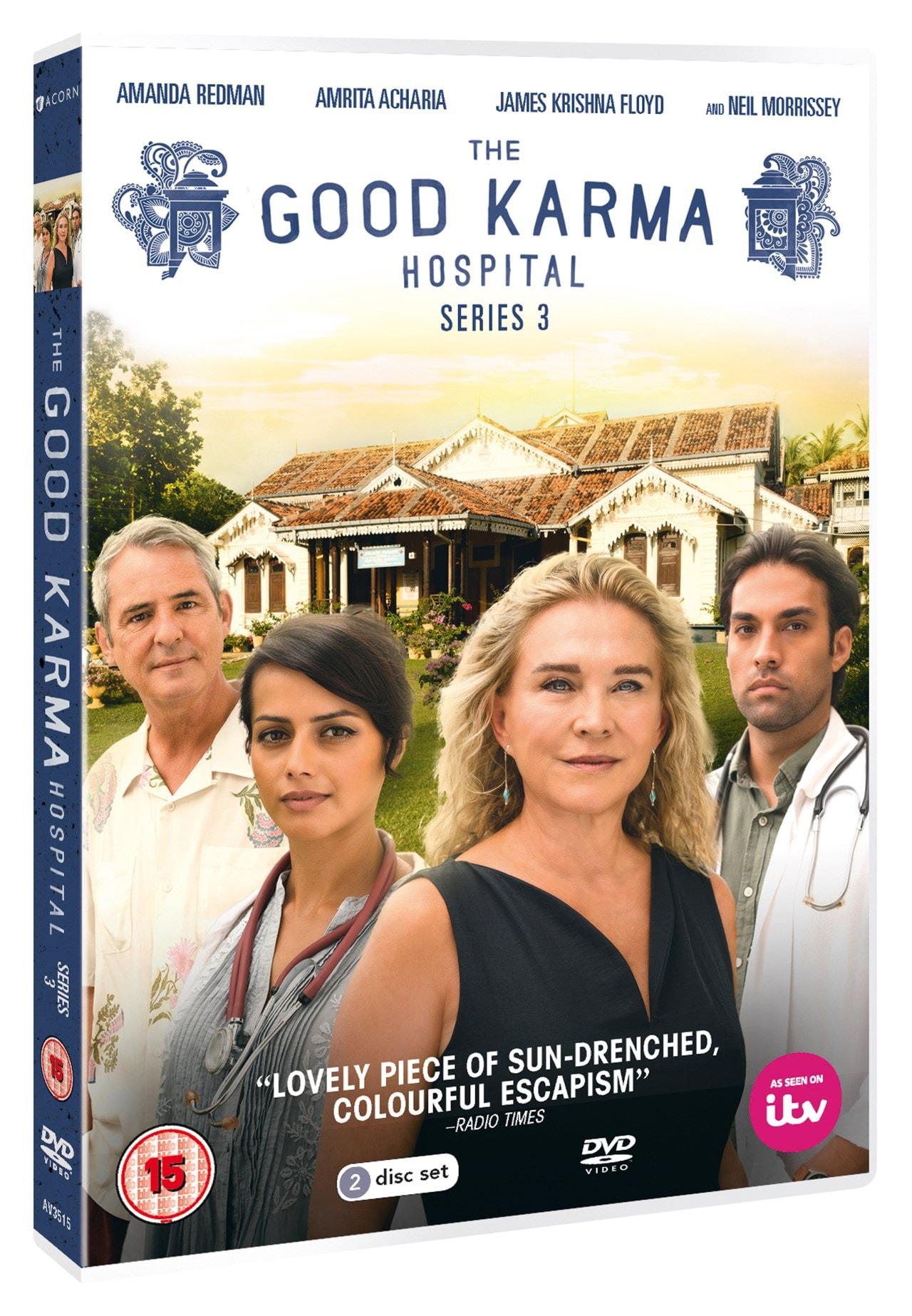 The Good Karma Hospital: Series 3 - 2