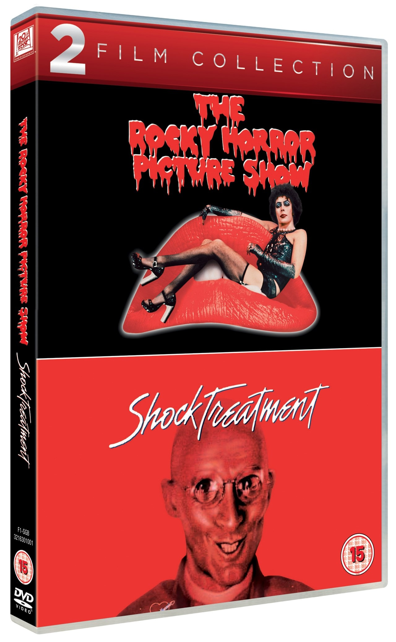 The Rocky Horror Picture Show/Shock Treatment - 2